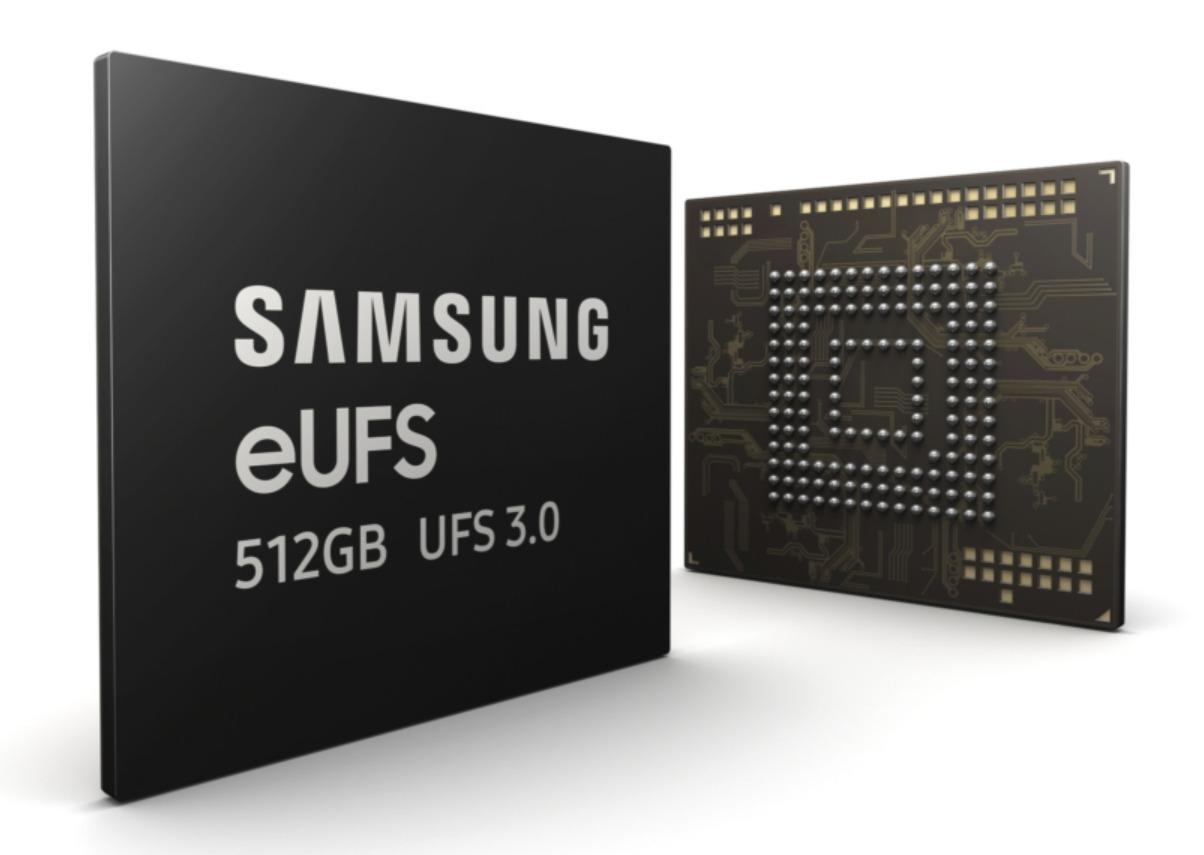 eUFS 3 Samsung