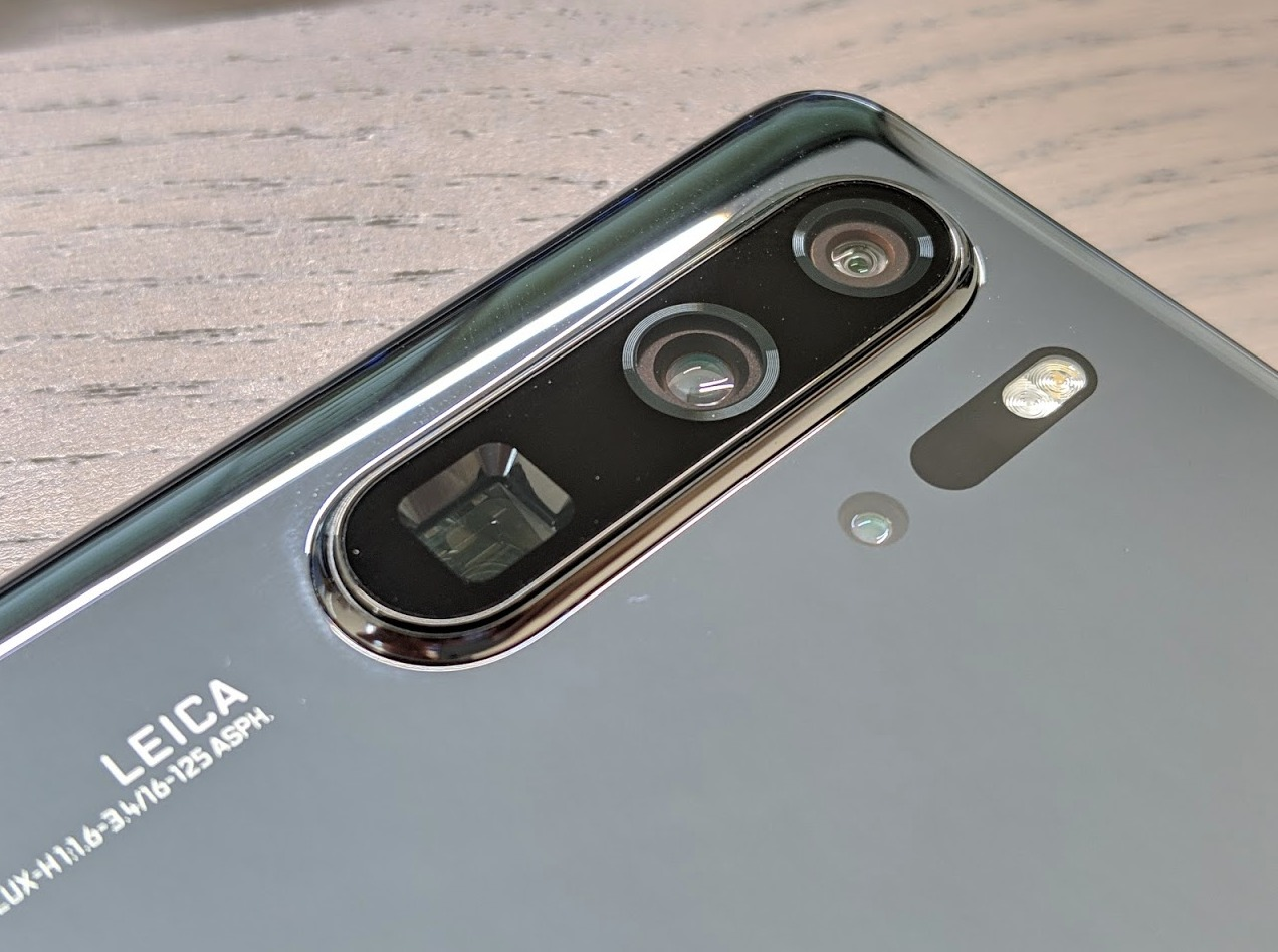 Huawei P30 Pro Test Header Kamera