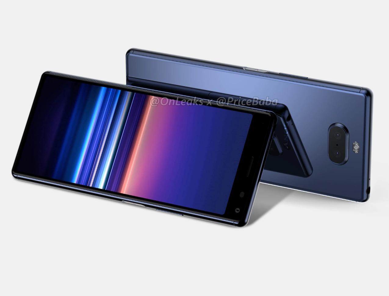 Sony Xperia 20 wird aussehen wie sein Vorgänger, nur mit einer Taste weniger