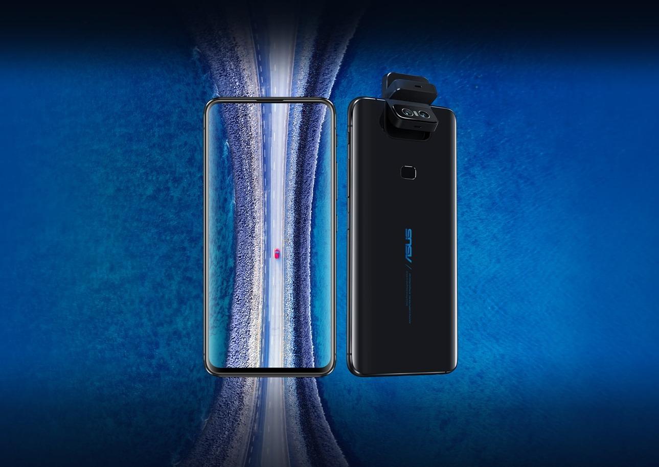 Asus Zenfone 6 vorgestellt: Flippige Kamera, großer Akku, kleiner Preis