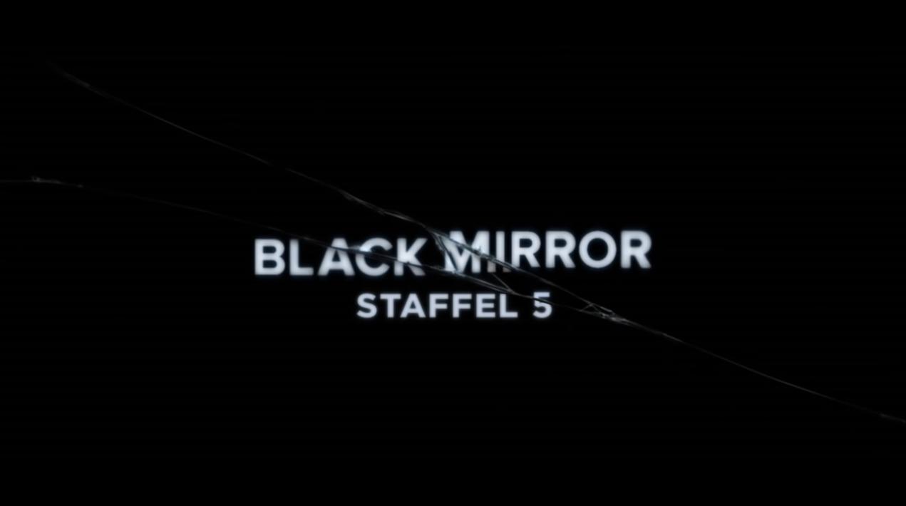 """Netflix mit Teaser: """"Black Mirror"""" geht in die 5. Staffel mit prominenter Besetzung"""
