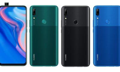 Huawei P Smart Z Header
