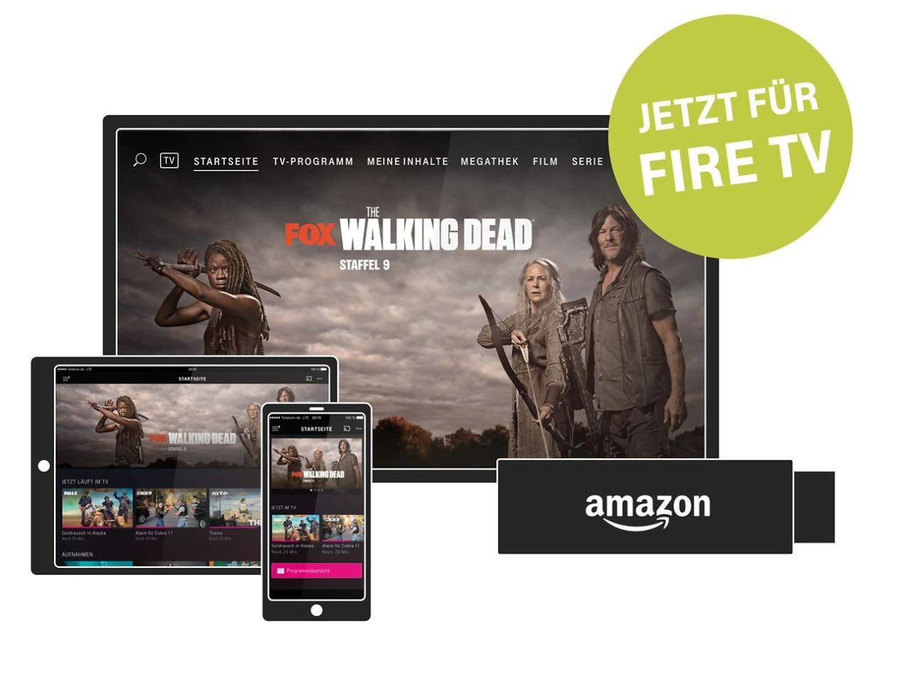 MagentaTV Fire TV