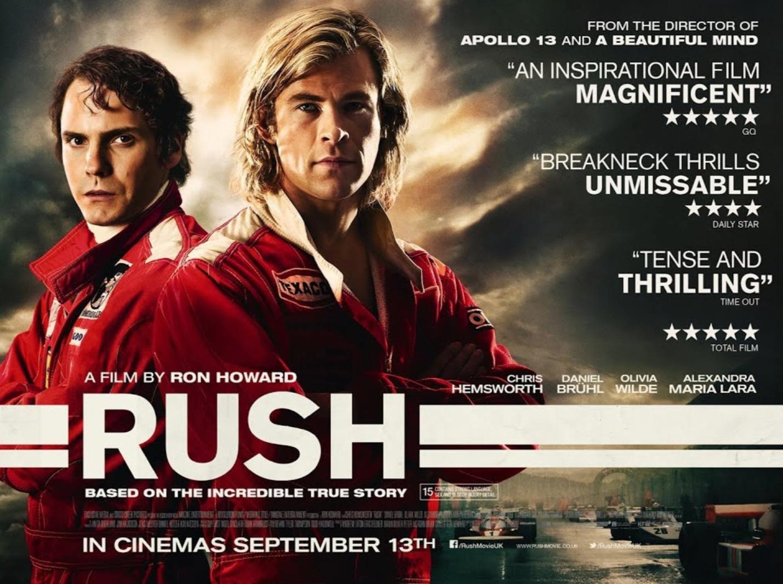 """""""Rush"""": Film über Niki Lauda läuft bei TV Now kostenlos"""