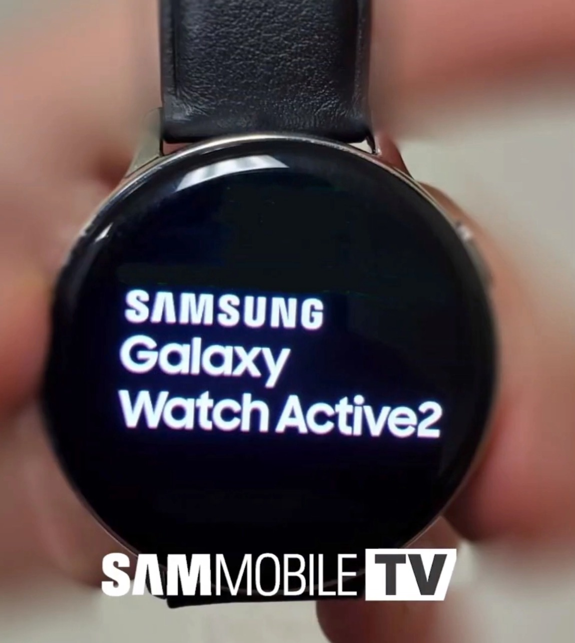 Samsung Galaxy Watch Active 2 Leak