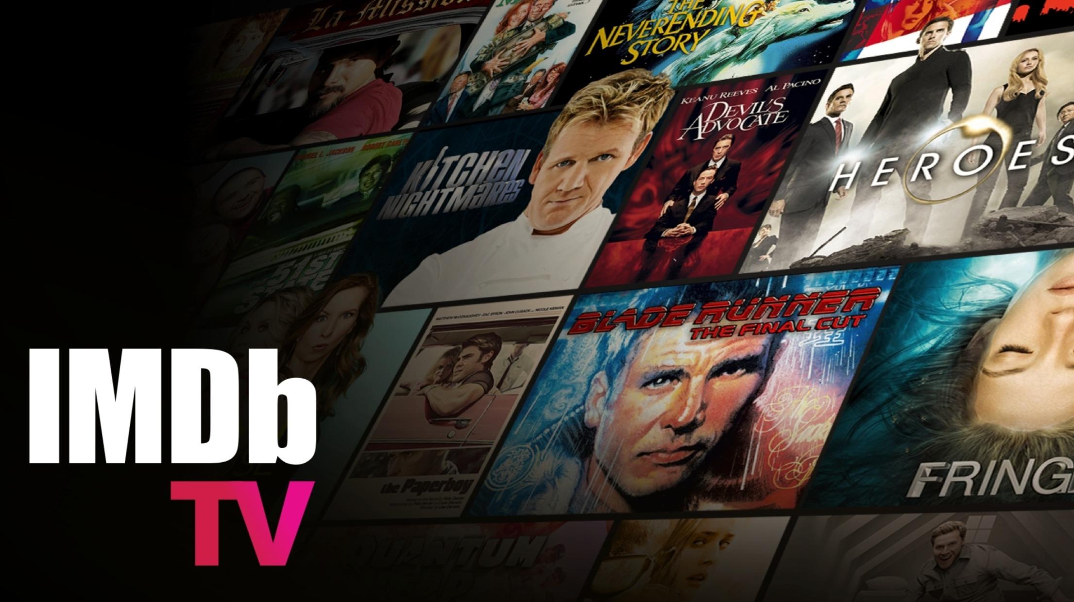 Die kostenlose Amazon Prime-Alternative IMDb TV kommt zu uns nach Deutschland