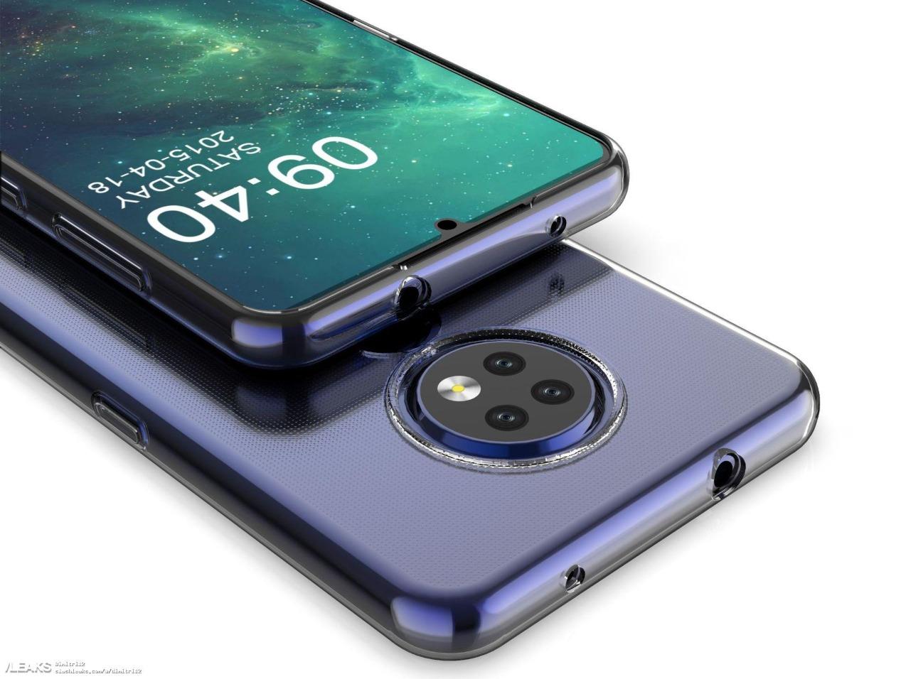 Nokia 7.2 Case Leak