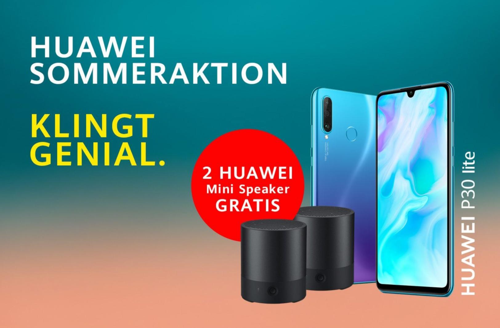 Huawei Sommeraktion 2019