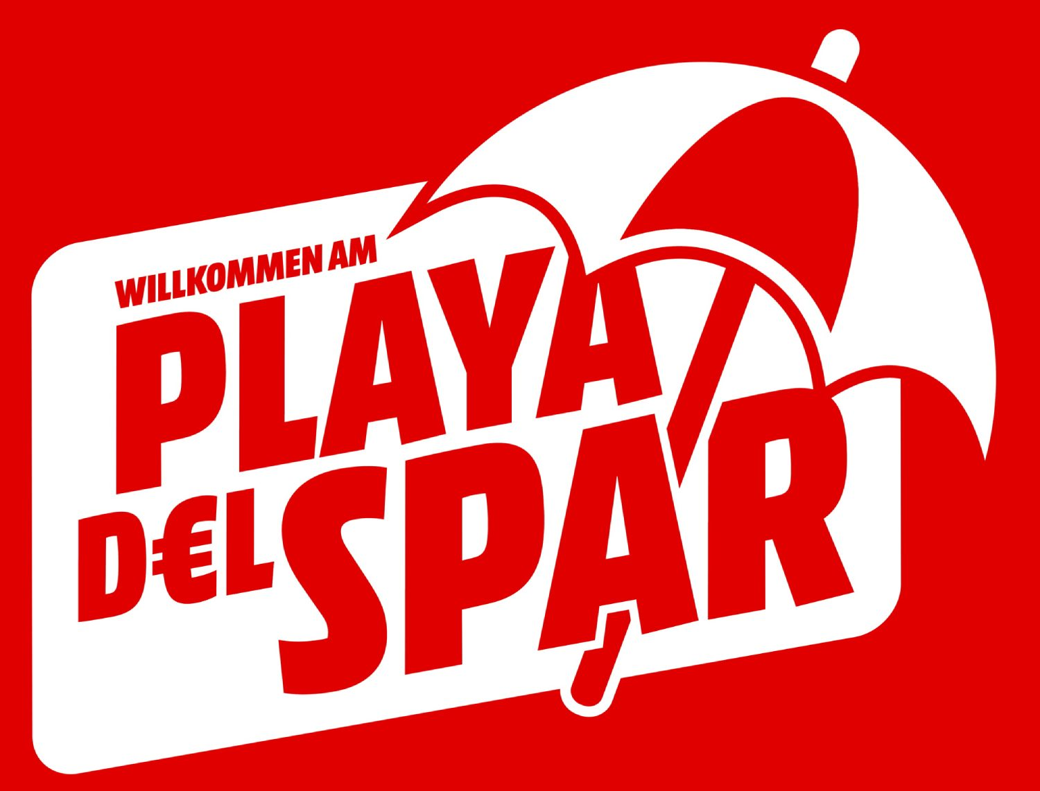 Playa del Spar MediaMarkt Aktion Header