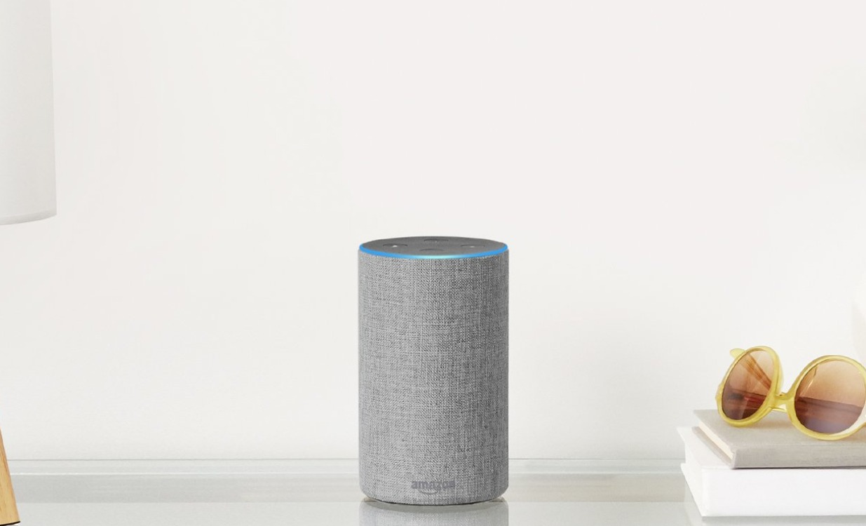 Amazon Echo 2 Gen Stoff Header