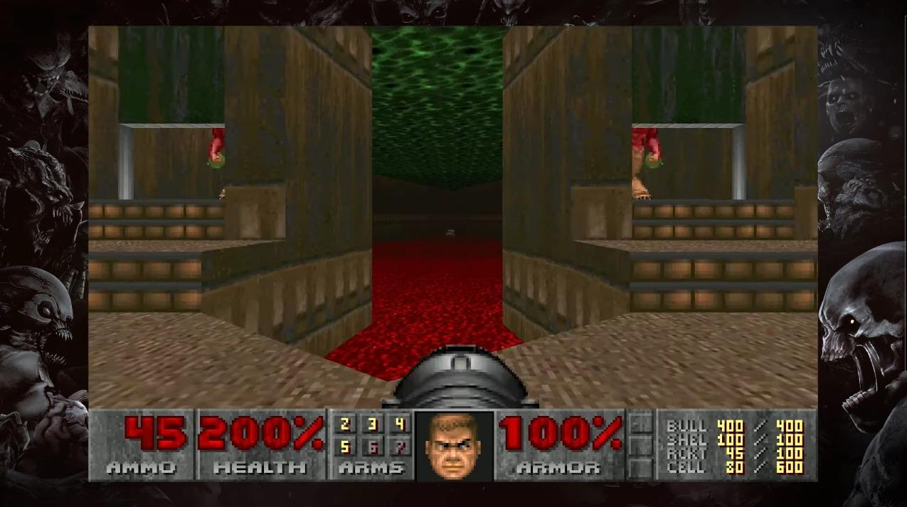 Doom Klassiker Header