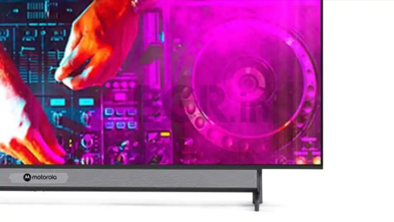 Motorola Smart TV