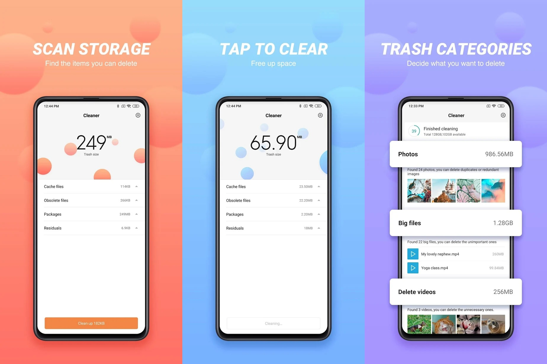 Cleaner Lite Xiaomi