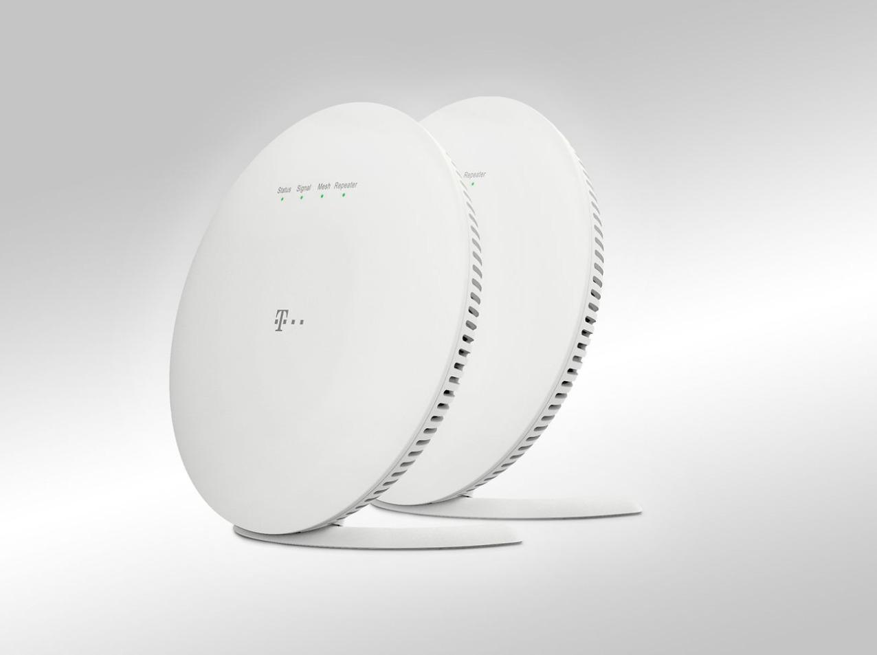 Telekom Mesh WLAN Paket plus