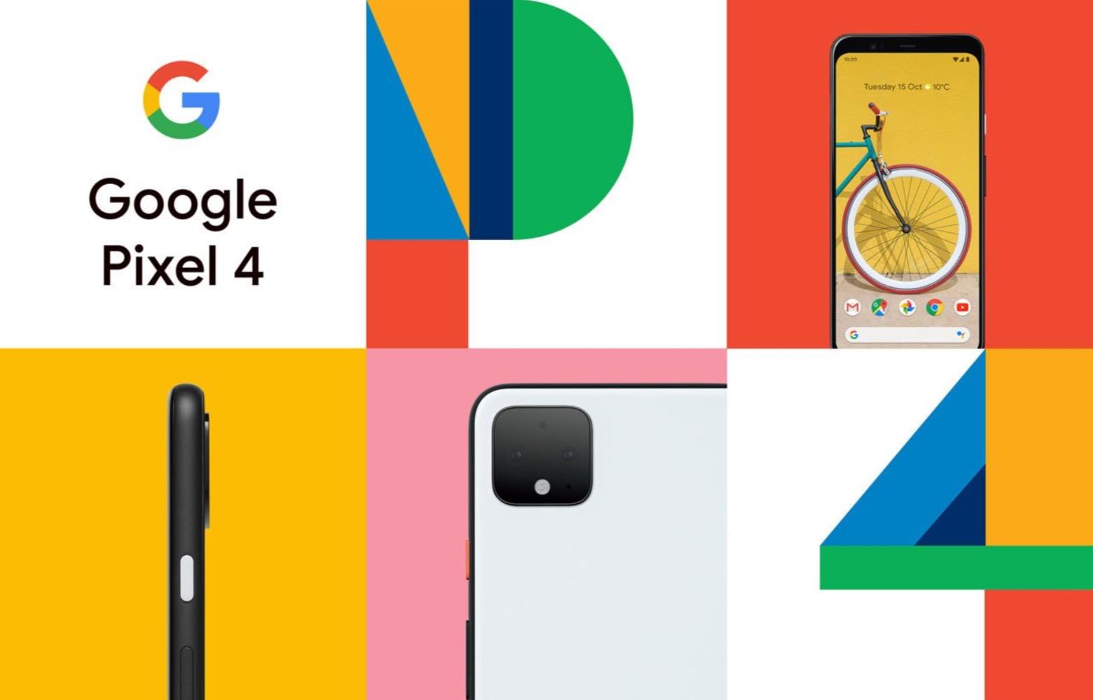 Google Pixel 4 Header Titelbild