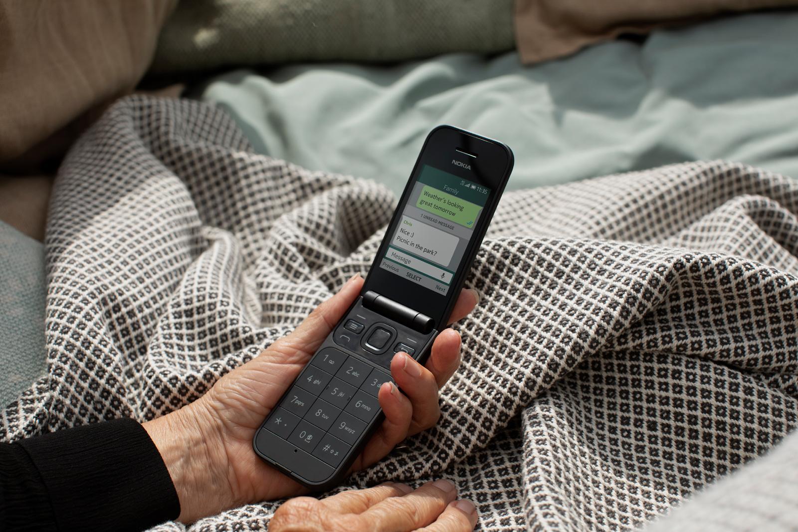 Nokia 2720 4G