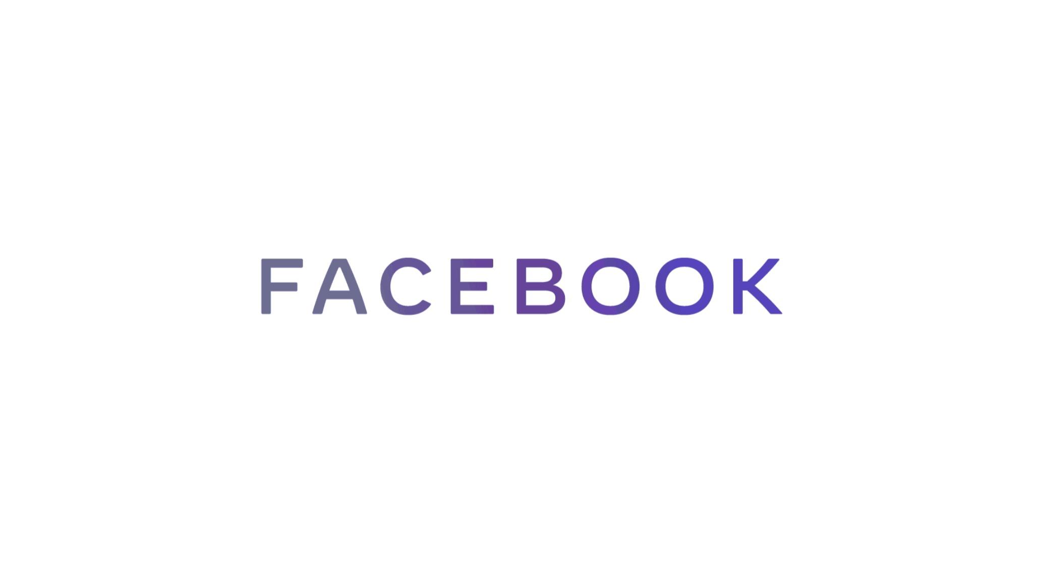 Facebook Logo 2019