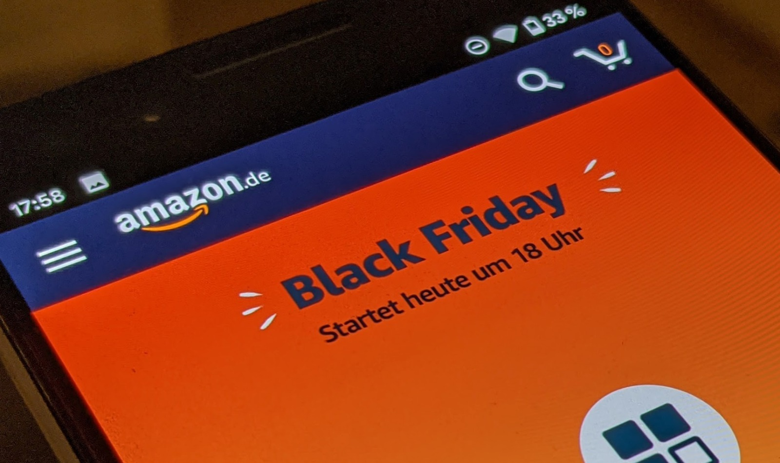 Amazon Black Friday 2019 Titelbild