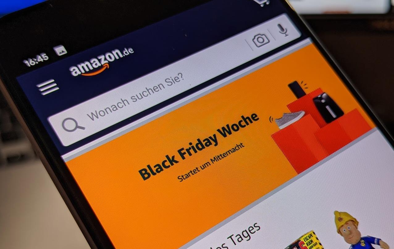 Amazon Black Friday Woche