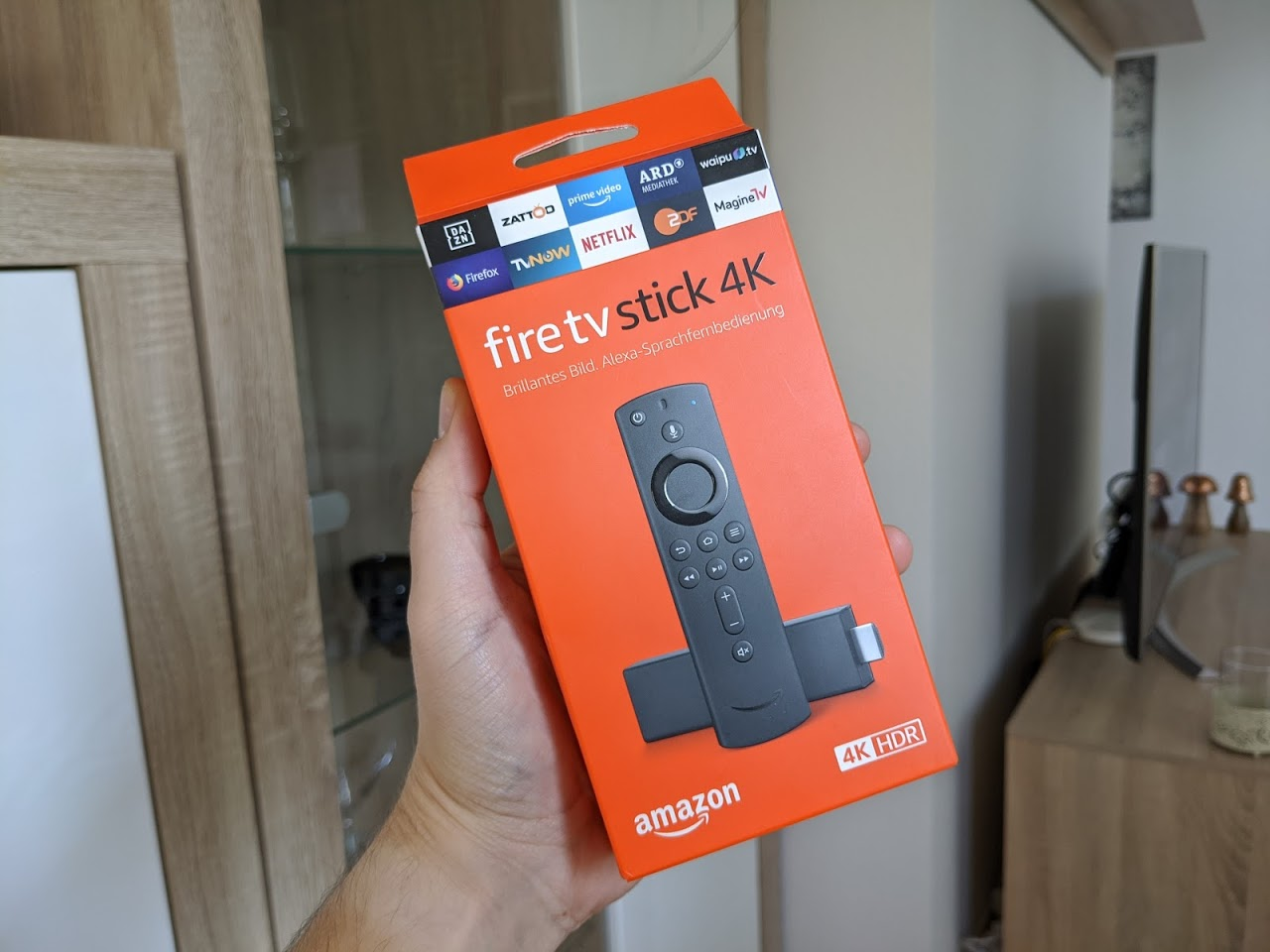 Amazon Fire TV Stick 4K Testbericht Header