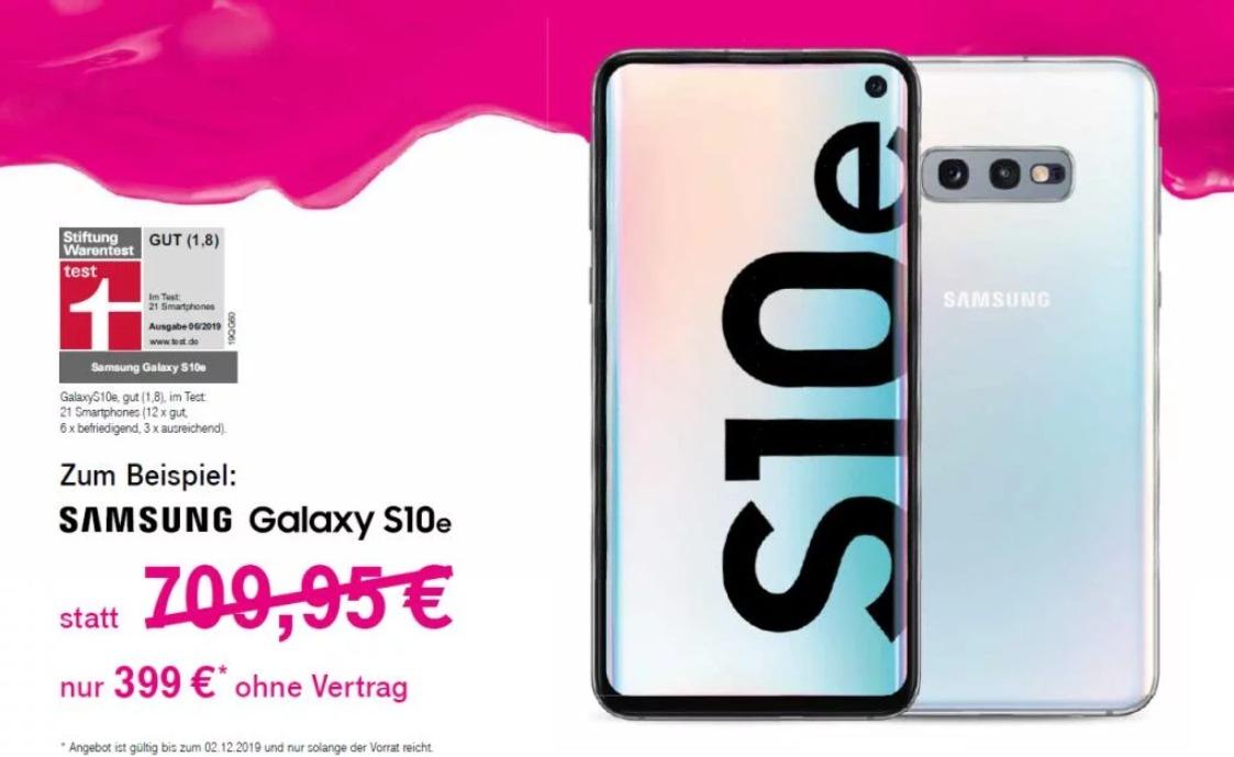 Galaxy S10e Telekom