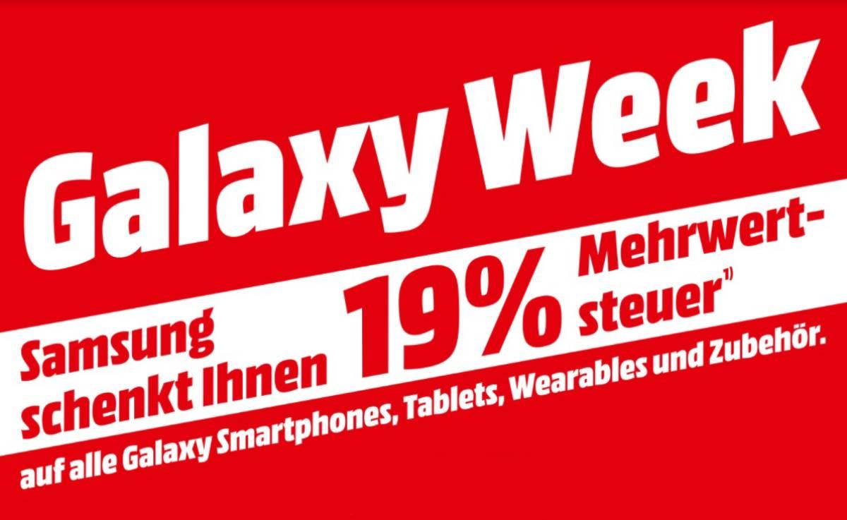 Galaxy Week bei MediaMarkt