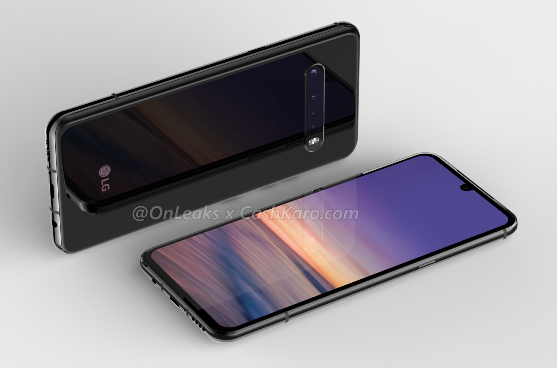 LG G9 Leak