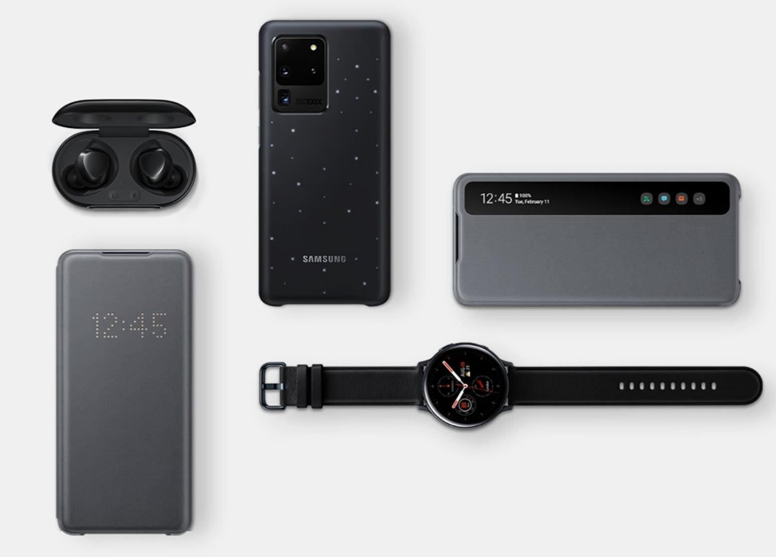 Samsung Galaxy S20 Ultra Cases Galaxy Watch Galaxy Buds+