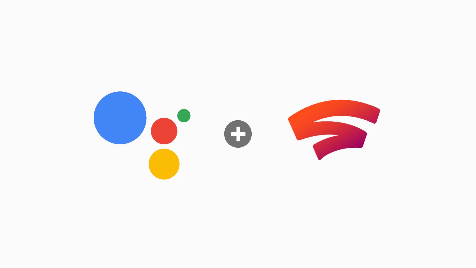 Google Assistant Stadia Support Header