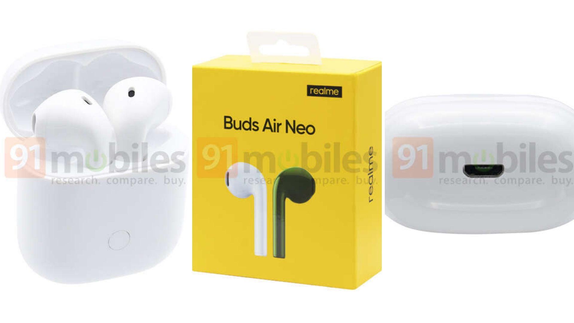 Realme Air Buds Neo 91mobiles Leak Header