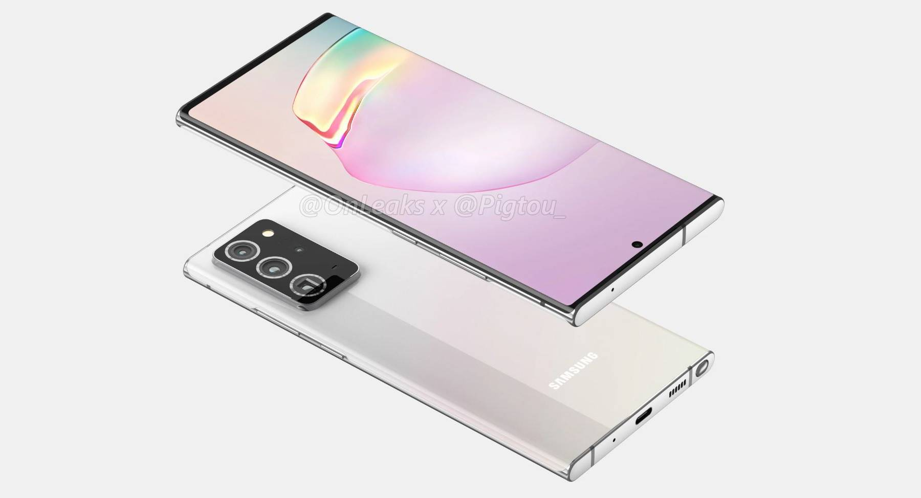 Samsung Galaxy Note 20 Plus Leak (3)