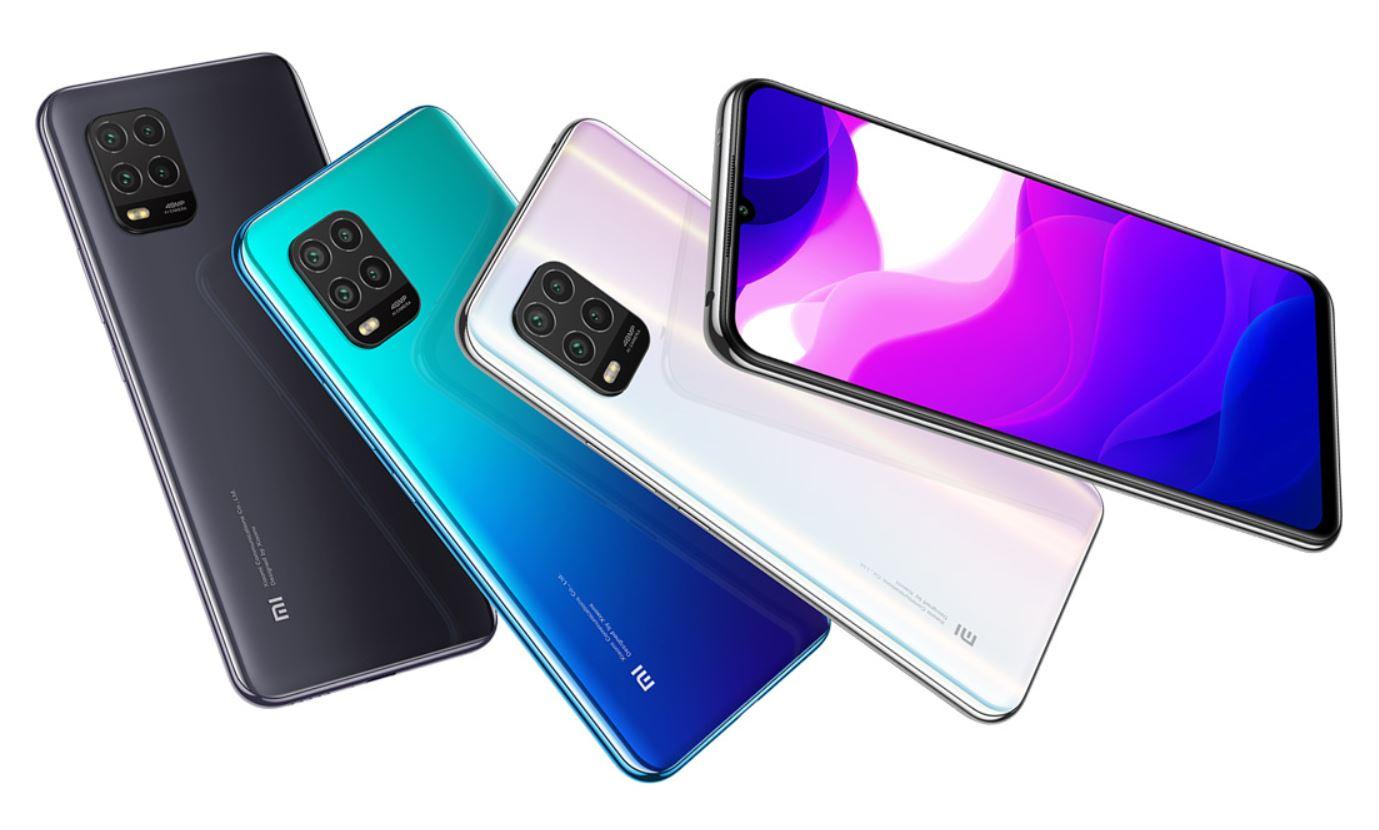 Xiaom Mi 10 Lite