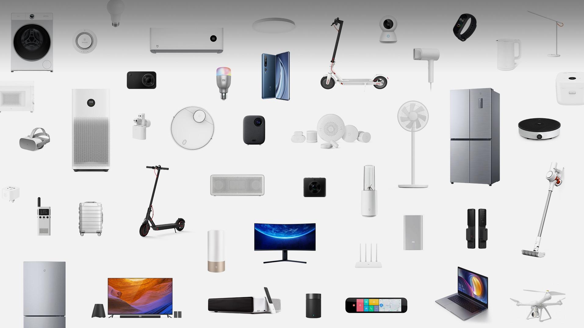 Xiaomi Produkte