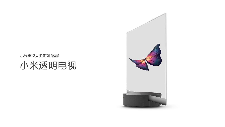 Mi Tv Lux Oled Transparent Edition 020